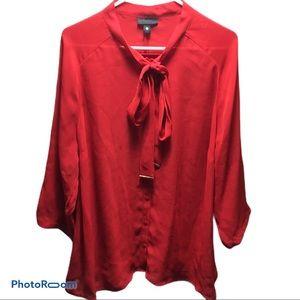 Ladies plus size Worthington blouse 2x